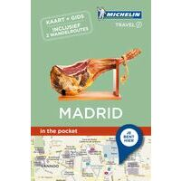 Michelin Madrid In The Pocket