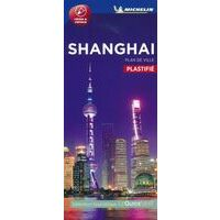 Michelin Stadsplattegrond Shanghai