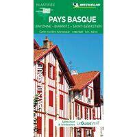 Michelin Toeristische Wegenkaart 619 Pays Basque