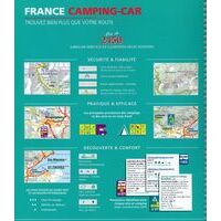Michelin Wegenatlas Camping-Car France