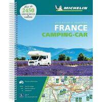 Michelin Wegenatlas France Camping-Car