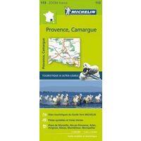 Michelin Wegenkaart 113 Zoom Provence