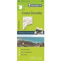 Michelin Wegenkaart 148 Costa Dorada