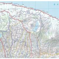 Michelin Wegenkaart 190 Bali - Lombok