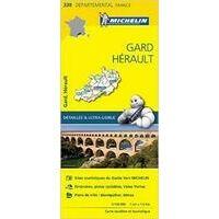 Michelin Wegenkaart 339 Gard Hérault