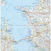 Michelin Wegenkaart 749 Denemarken