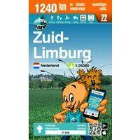 Mini-Ardenne Wandelkaart 22 Zuid-Limburg 1:25.000