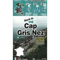 Mini-Ardenne Wandelkaart Cap Gris Nez