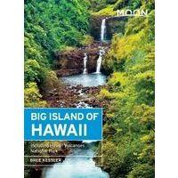 Moon Books Big Island Of Hawaii