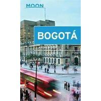 Moon Books Bogota Reisgids