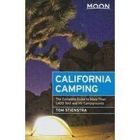 Moon Books Camping California - The Complete Guide