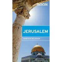 Moon Books Jerusalem