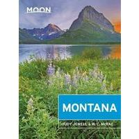 Moon Books Reisgids Montana