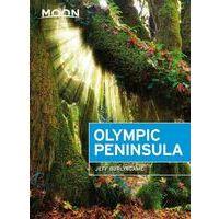 Moon Books Olympic Peninsula Reisgids