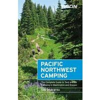 Moon Books Pacific Northwest Camping