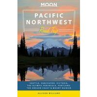 Moon Books Pacific Northwest Road Trip