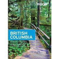 Moon Books Reisgids British Columbia