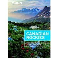 Moon Books Reisgids Canadian Rockies