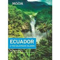 Moon Books Reisgids Ecuador & The Galapagos Islands