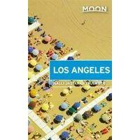 Moon Books Reisgids Los Angeles