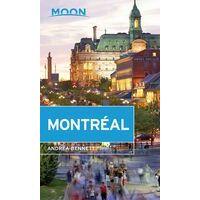 Moon Books Reisgids Montréal
