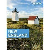 Moon Books Reisgids New England