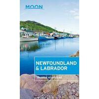 Moon Books Reisgids Newfoundland & Labrador