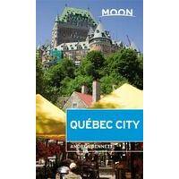 Moon Books Reisgids Quebec City