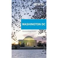 Moon Books Reisgids Washington D.C.