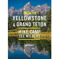 Moon Books Reisgids Yellowstone And Grand Teton