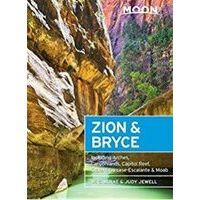 Moon Books Reisgids Zion & Bryce