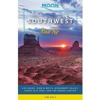 Moon Books Southwest Road Trip USA