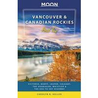 Moon Books Vancouver - Canadian Rockies Road Trip