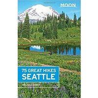 Moon Books Wandelgids 75 Great Hikes Seattle