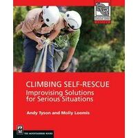 Mountaineering Books Climbing Self Rescue