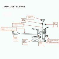 MSR XGK EX GK-jet Gas/kero