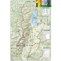 National Geographic Wandelkaart 202 Grand Teton National Park