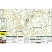 National Geographic Wandelkaart 256 Mojave National Preserve