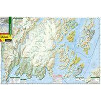 National Geographic Wandelkaart 716 Prince William Sound West