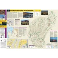 National Geographic Wegenkaart Fish River Canyon