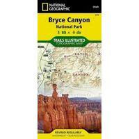 National Geographic Wandelkaart 219 Bryce Canyon National Park