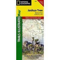 National Geographic Wandelkaart 226 Joshua Tree National Park