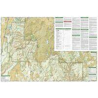 National Geographic Wandelkaart 214 Zion National Park