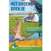 Natuurkampeerterreinen Het Groene Boekje 2021