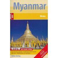 Nelles Myanmar (Birma) Gids