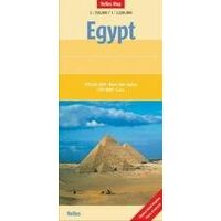 Nelles Wegenkaart Egypte