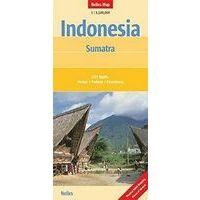 Nelles Wegenkaart Sumatra 1:1.500.000