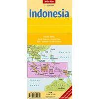 Nelles Wegenkaart Indonesie