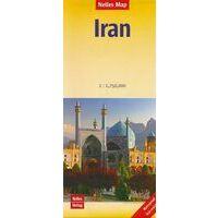Nelles Wegenkaart Iran 1:1.750.000