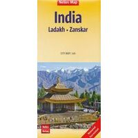 Nelles Wegenkaart Ladakh & Zanskar